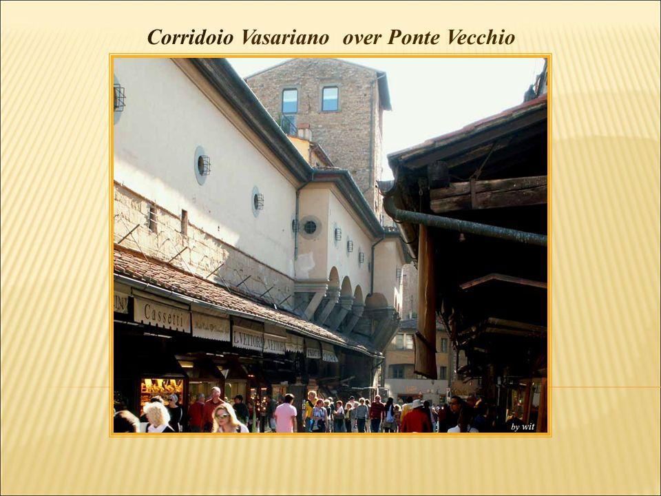 Corridoio Vasariano - interior