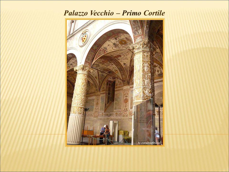 Palazzo Vecchio - entrance