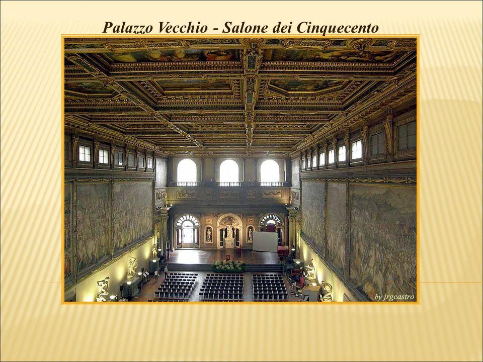 Palazzo Vecchio – Primo Cortile