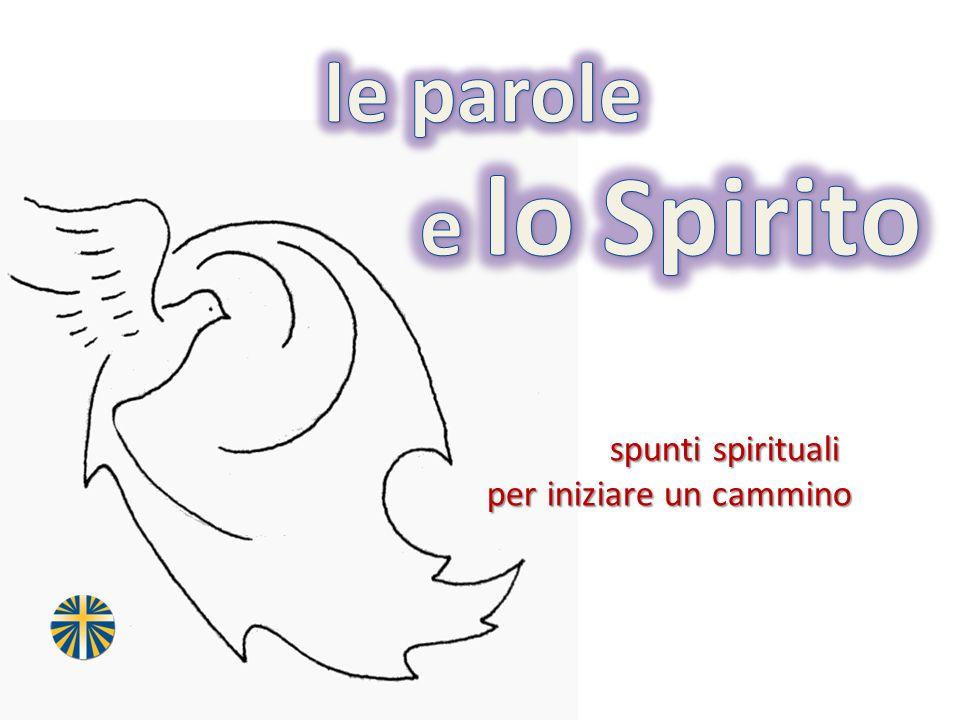 spunti spirituali per iniziare un cammino