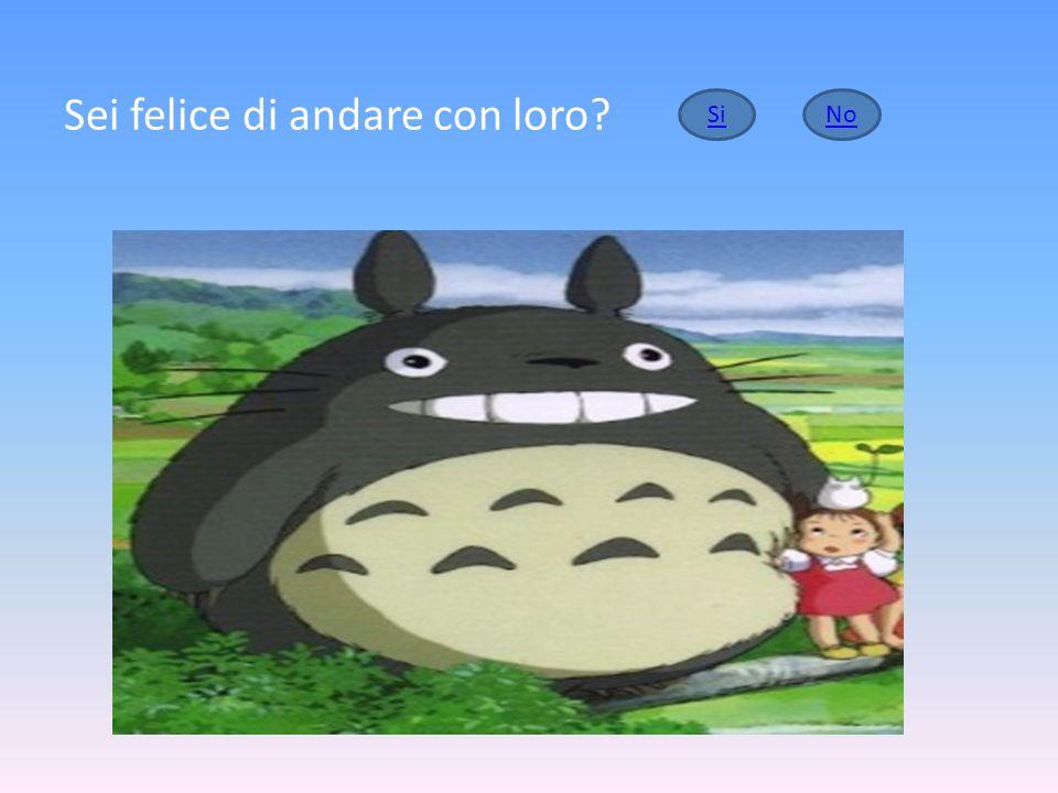 Lisetta va a passeggio in campagna con i suoi due amici, Totoro e Castoro; è felice di raccogliere i fiori che crescono sulle rive e ai bordi della strada.