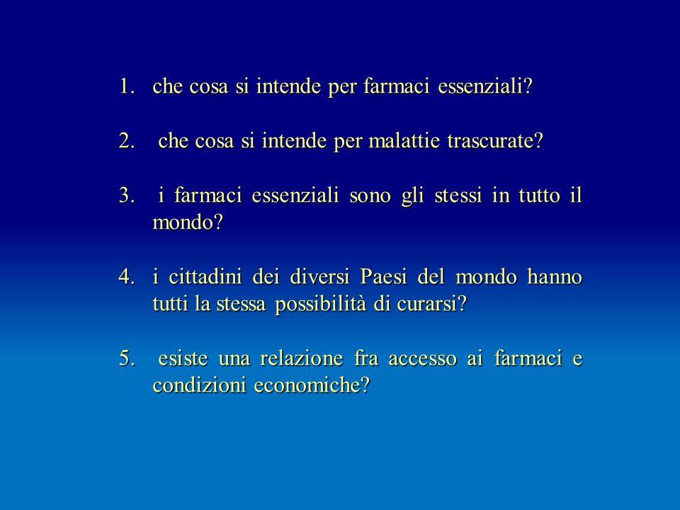 Obiettivo 8: Sviluppare una collaborazione globale per lo sviluppo Sviluppare un sistema finanziario e commerciale aperto ed equo.
