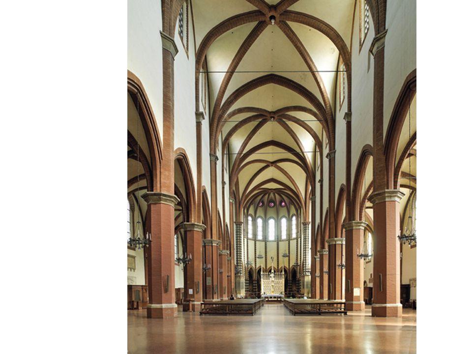 San Lorenzo, Napoli sette cappelle (e tutte poligonali) in San Lorenzo Maggiore.