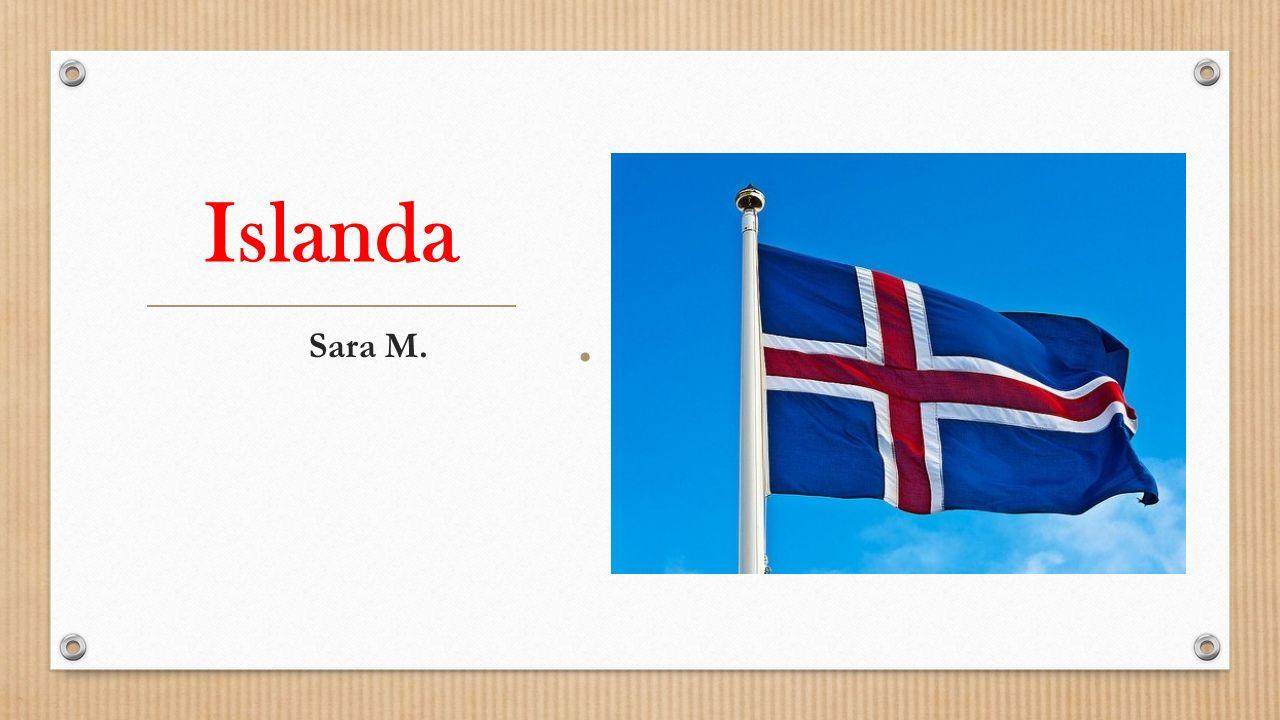 L'Islanda sorge in pieno Oceano Atlantico, al limite del Circolo Polare Artico, ed è la seconda isola più grande dell'Europa dopo la Gran Bretagna