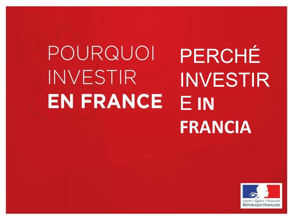 PERCHÉ INVESTIR E IN FRANCIA