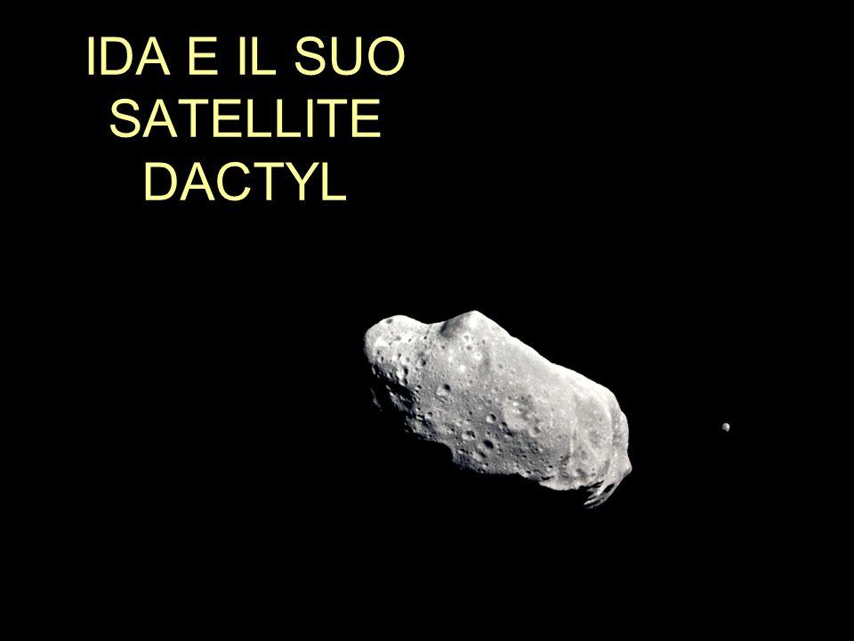 IDA E IL SUO SATELLITE DACTYL