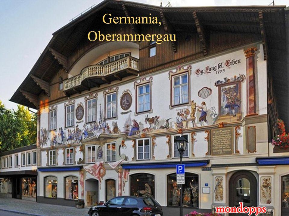 Germania, Oberammergau