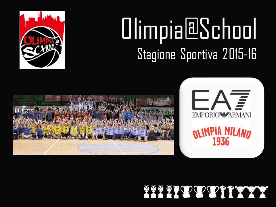 Olimpia@School Olimpia@School Stagione Sportiva 2015-16
