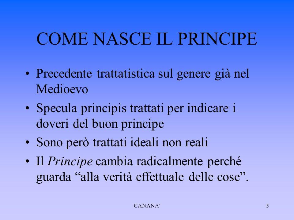 REALISMO SCIENTIFICO E UTOPIA PROFETICA Machiavelli costruisce le fondamenta teoriche di uno stato moderno Esercito regolare, consenso dei cittadini, istituzioni repubblicane.