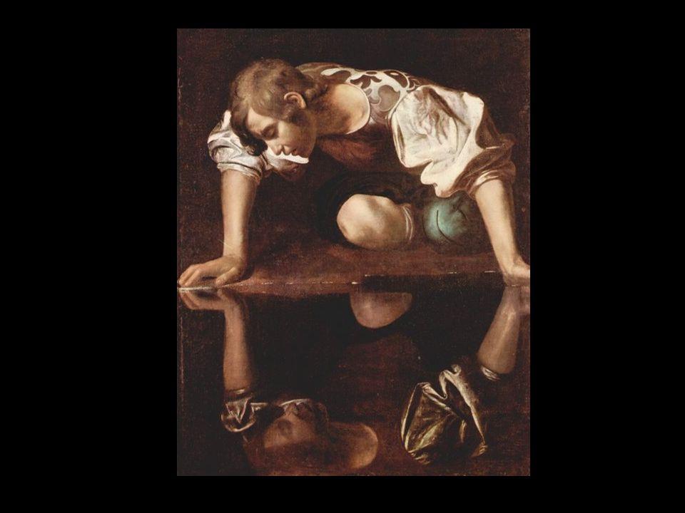 Mito I loro miti rappresentano la loro personalità, il loro ruolo nel mondo. Bruno: immagine di Atteone. Caravaggio: immagine di Narciso. Entrambi que