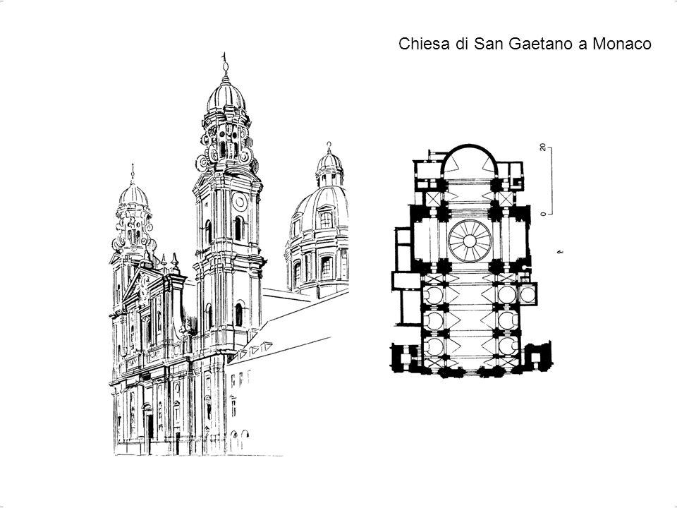 Chiesa di San Gaetano a Monaco