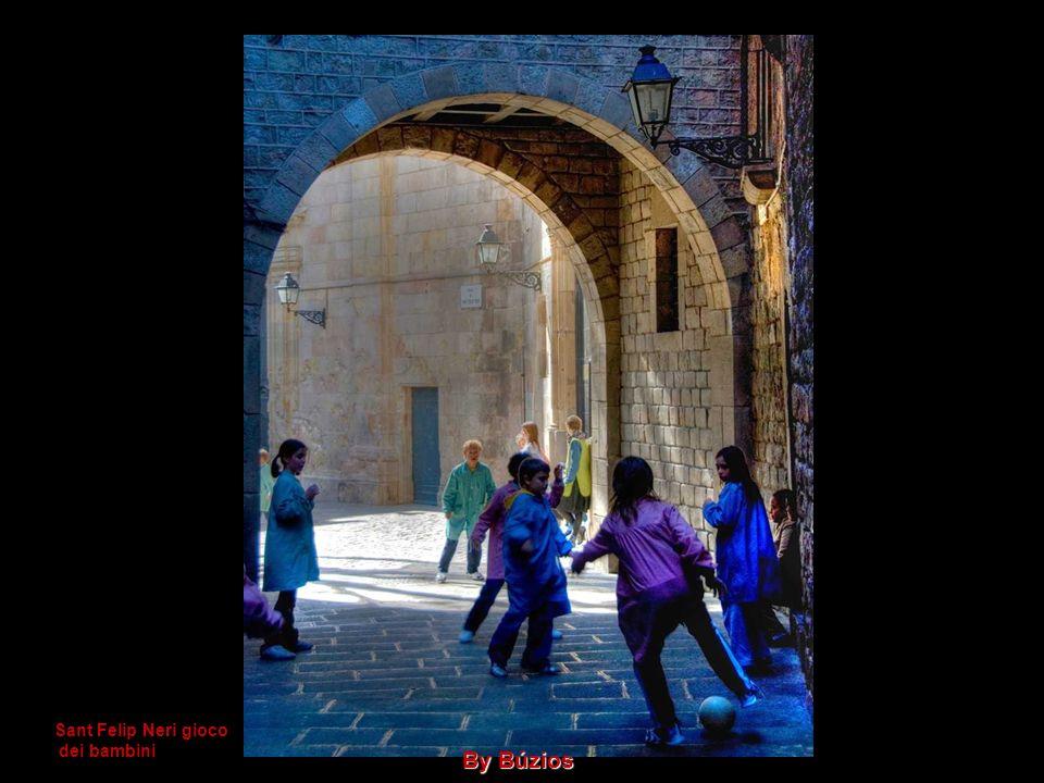 Sant Felip Neri gioco dei bambini By Búzios
