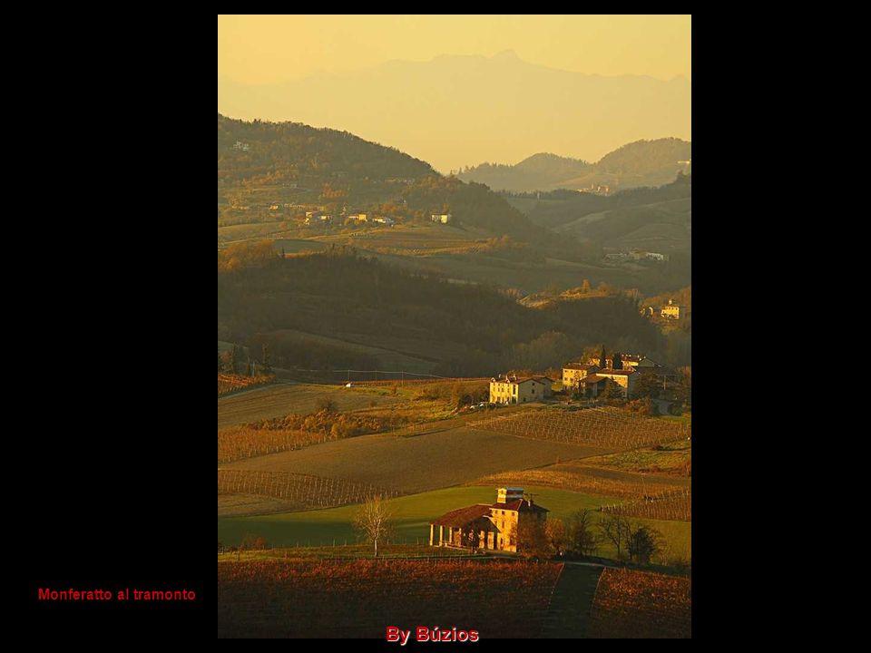 Monferatto al tramonto By Búzios