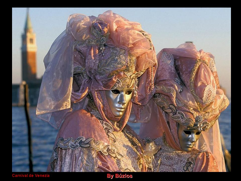 Carnival de Venezia By Búzios