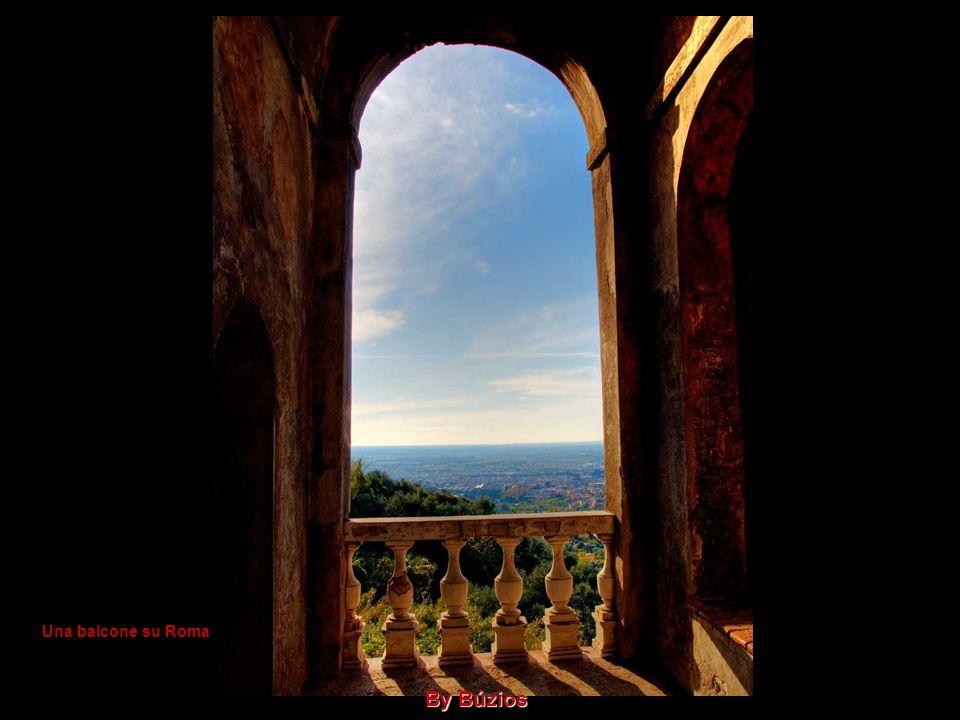 Una balcone su Roma By Búzios
