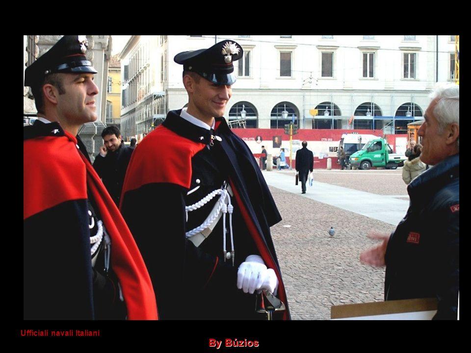 Ufficiali navali Italiani By Búzios