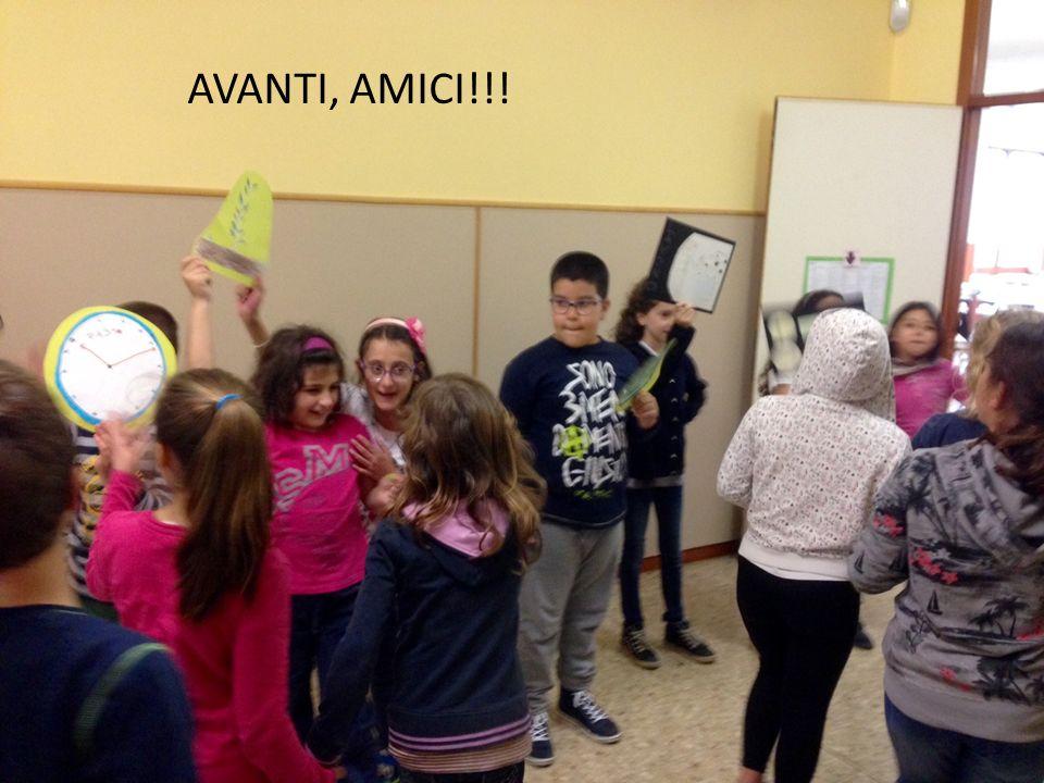 AVANTI, AMICI!!!