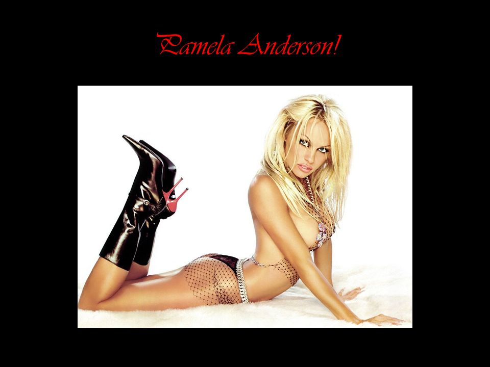 Pamela Anderson…….?