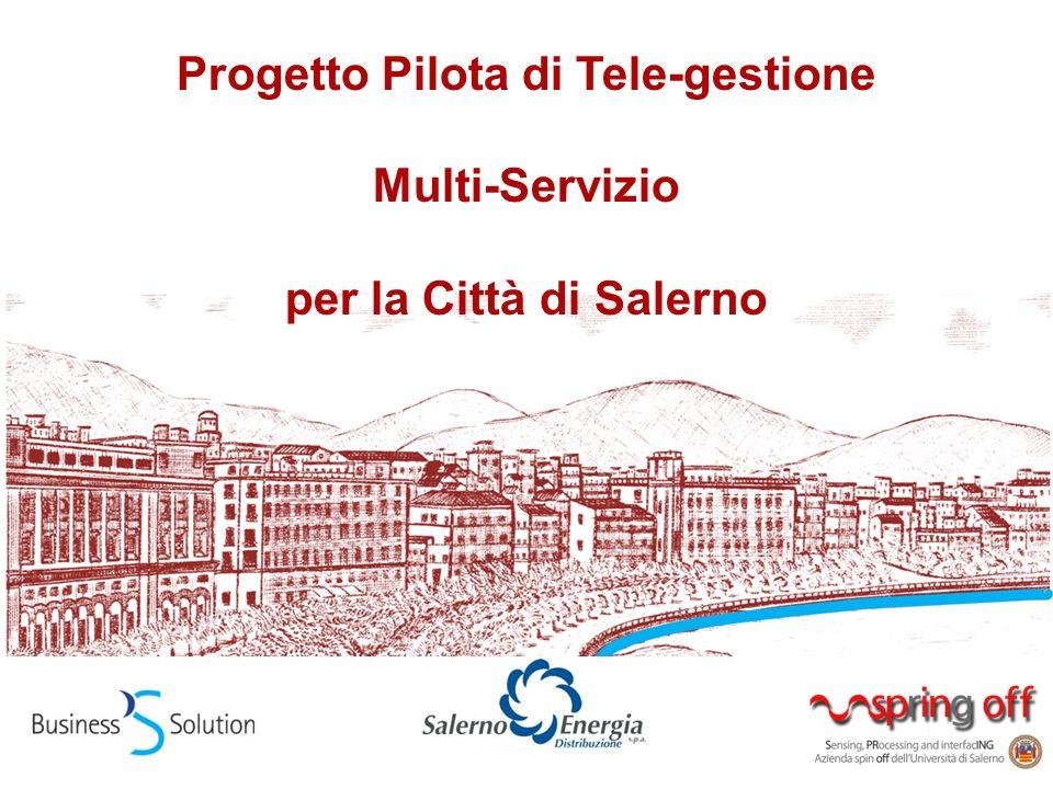 Progetto Pilota di Tele-gestione Multi-Servizio per la Città di Salerno