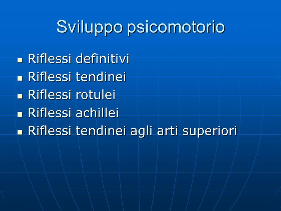 Sviluppo psicomotorio L'invenzione di mezzi nuovi mediante combinazioni mentali.