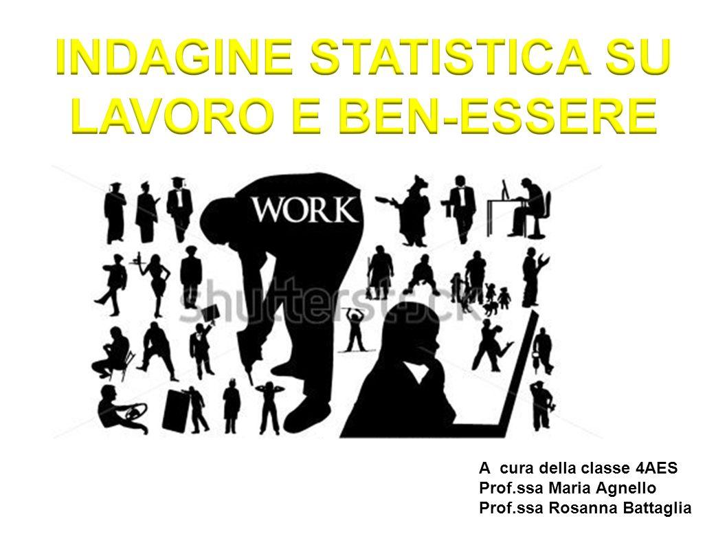 A cura della classe 4AES Prof.ssa Maria Agnello Prof.ssa Rosanna Battaglia