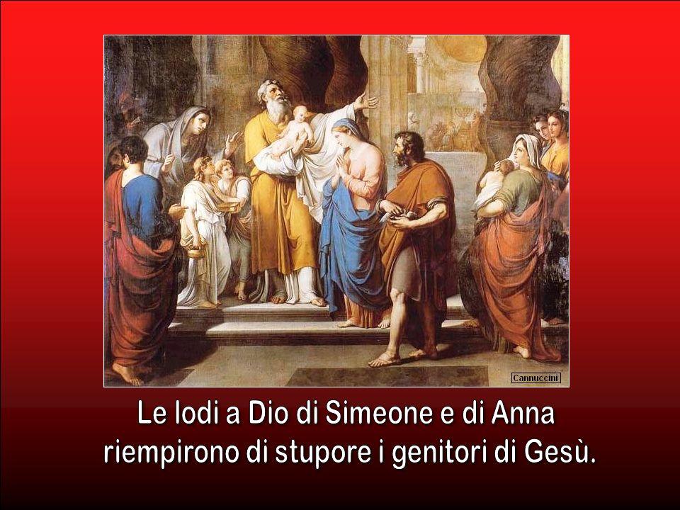 Secondo la Legge di Mosè, portarono il bambino a Gerusalemme per offrirlo al Signore. (Lc 2, 22)