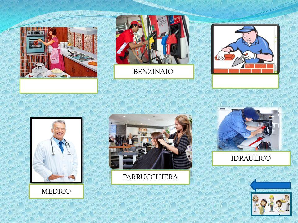 BENZINAIO MEDICO PARRUCCHIERA IDRAULICO