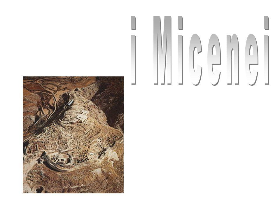 Crollo della potenza micenea il crollo della potenza micenea fu improvviso e definitivo.