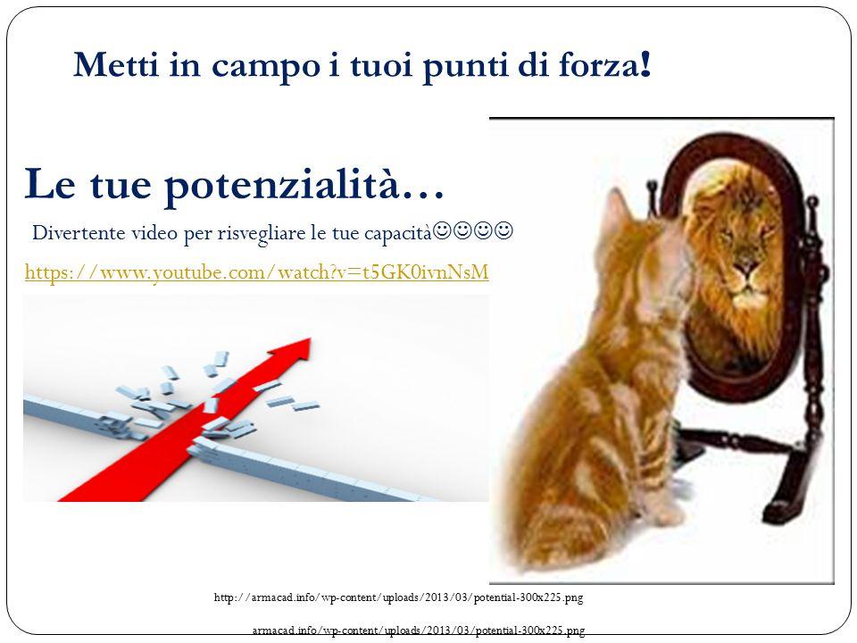 Le tue potenzialità… http://armacad.info/wp-content/uploads/2013/03/potential-300x225.png armacad.info/wp-content/uploads/2013/03/potential-300x225.png Metti in campo i tuoi punti di forza .