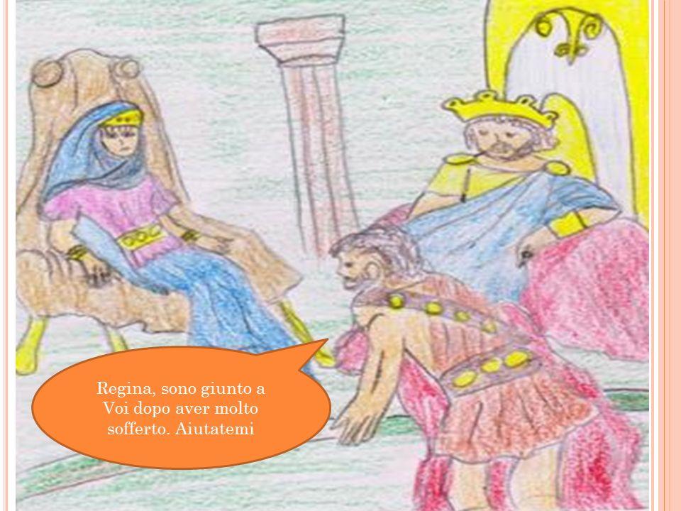 Fanciulla, vorresti condurmi alla reggia di re Alcinoo? Seguimi
