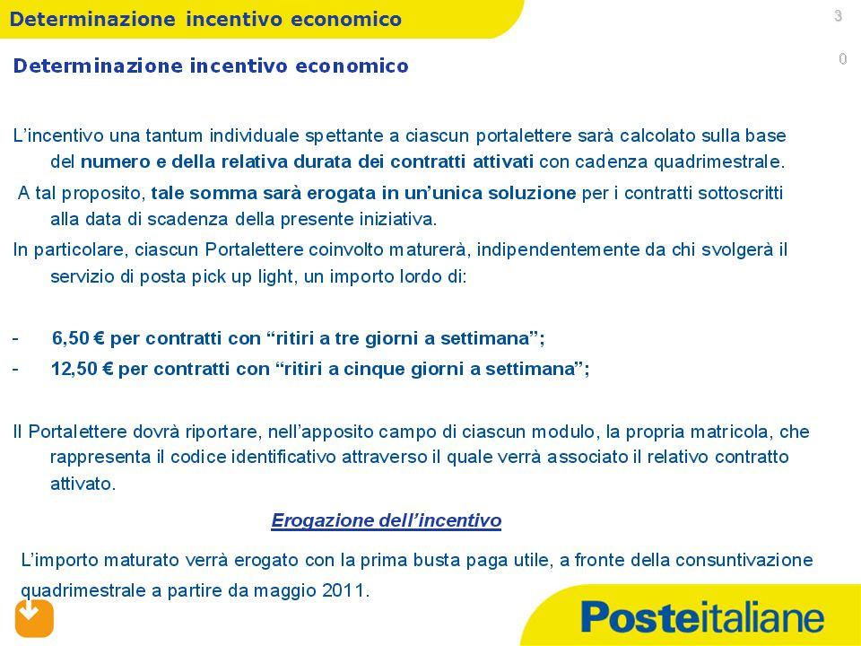 04/10/2015 3 Determinazione incentivo economico