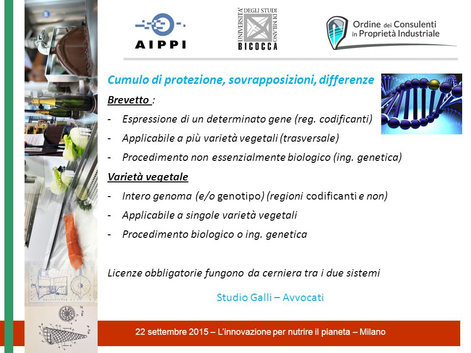 La situazione normativa in Italia L'Italia, Stato membro dell'Unione europea, ha l'obbligo di recepire le Direttive comunitarie e di ottemperare i Regolamenti.