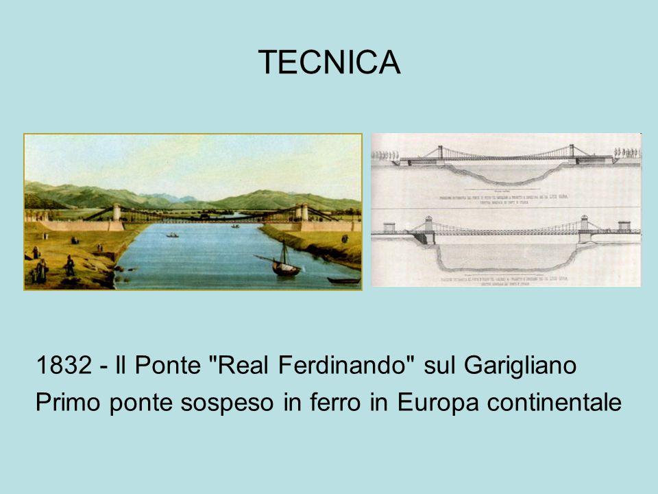 TECNICA 1832 - Il Ponte