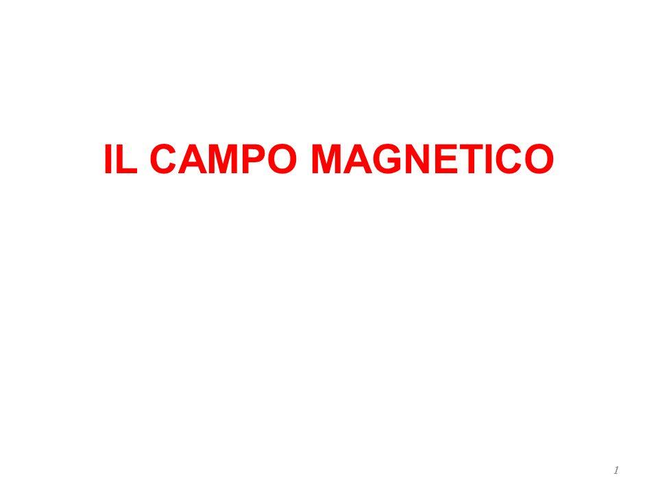 IL CAMPO MAGNETICO 1