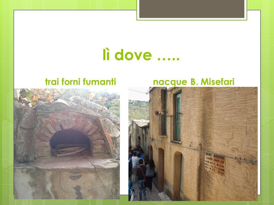 le vie del Borgo…
