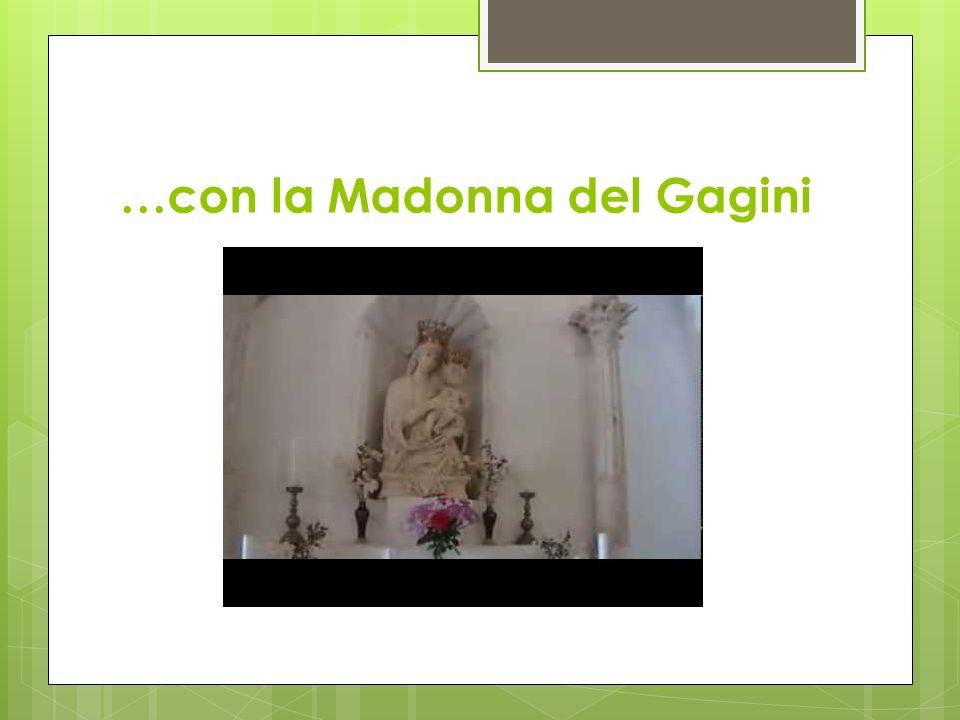 e tutto intorno un patrimonio da preservare : S. Maria dell'Alica..