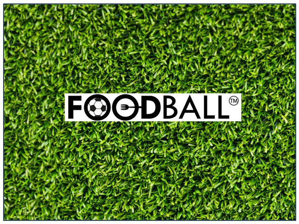 FOODBALL E' UN FORMAT CROSSMEDIALE DI EDUTAINMENT Giochi a FoodBall ed impari a mangiare bene e vivere sano www.foodball.org idea e progetto di Nicola Sapio