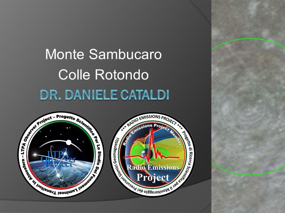 Monte Sambucaro Colle Rotondo