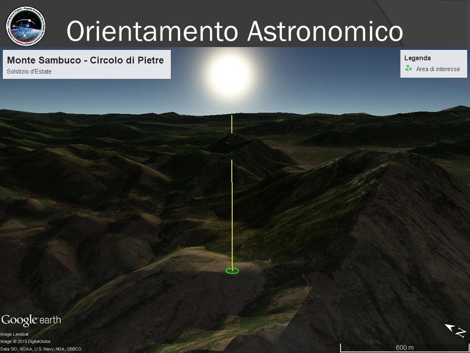 Orientamento Astronomico