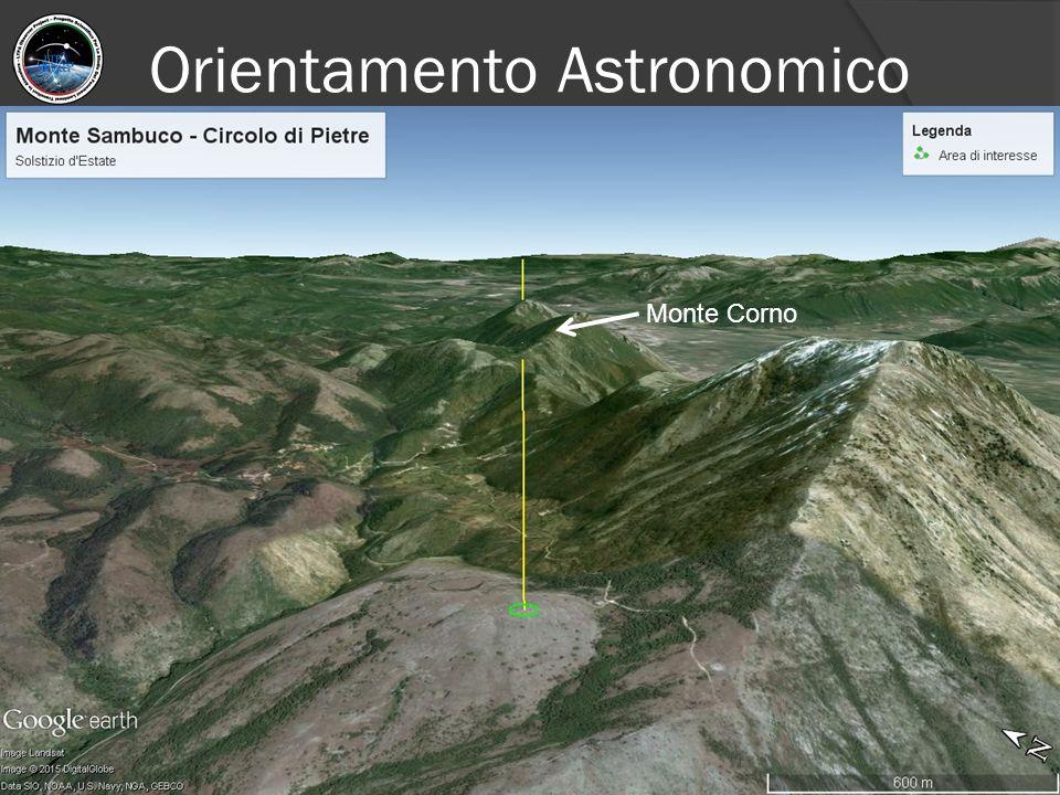 Colle Rotondo la stessa posizione di Colle Rotondo, situato in pianura e al centro di uno stradone contornato da alte montagne, è un particolare voluto.
