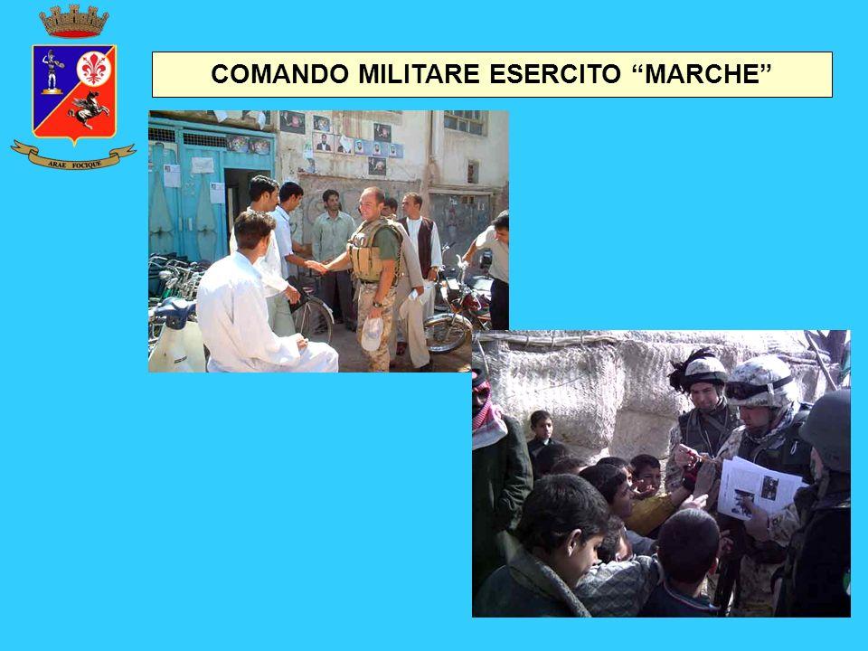 """13 COMANDO MILITARE ESERCITO """"MARCHE"""""""
