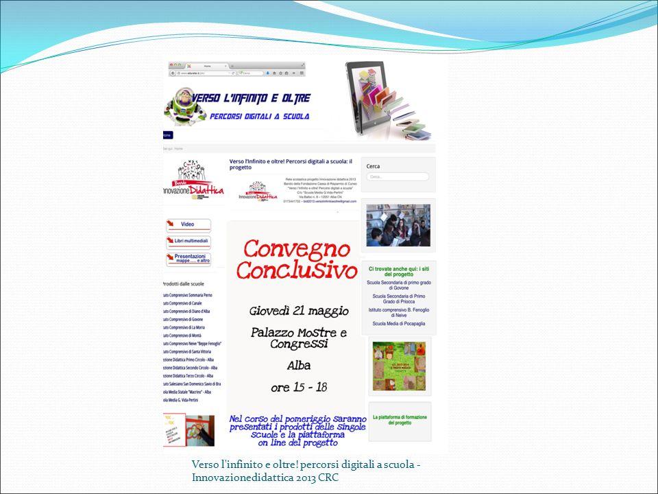 Visitate il Sito di riferimento http://www.edurete.it/jm/ Trovate tutti i lavori delle varie scuole L'IC La Morra ringrazia la Fondazione della Cassa di Risparmio di Cuneo, la scuola capofila Vida-Pertini, il coordinatore Giancarlo Merlo e tutte le altre scuole.