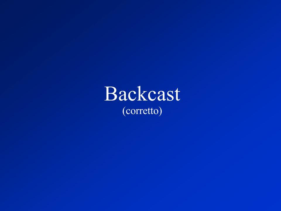 Backcast (corretto)