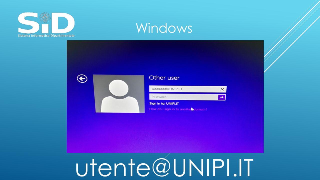utente@UNIPI.IT