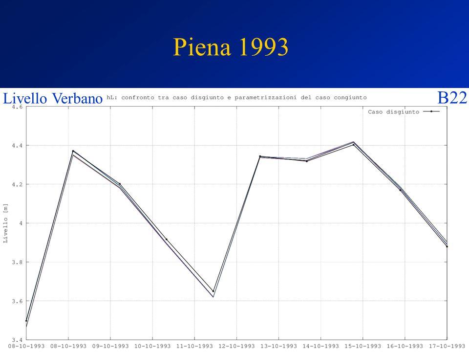 Livello Verbano Piena 1993 B22