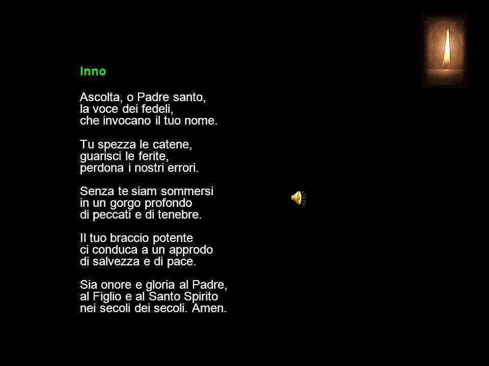 28 LUGLIO 2015 MARTEDÌ - XVII SETTIMANA DEL TEMPO ORDINARIO UFFICIO DELLE LETTURE INVITATORIO V.