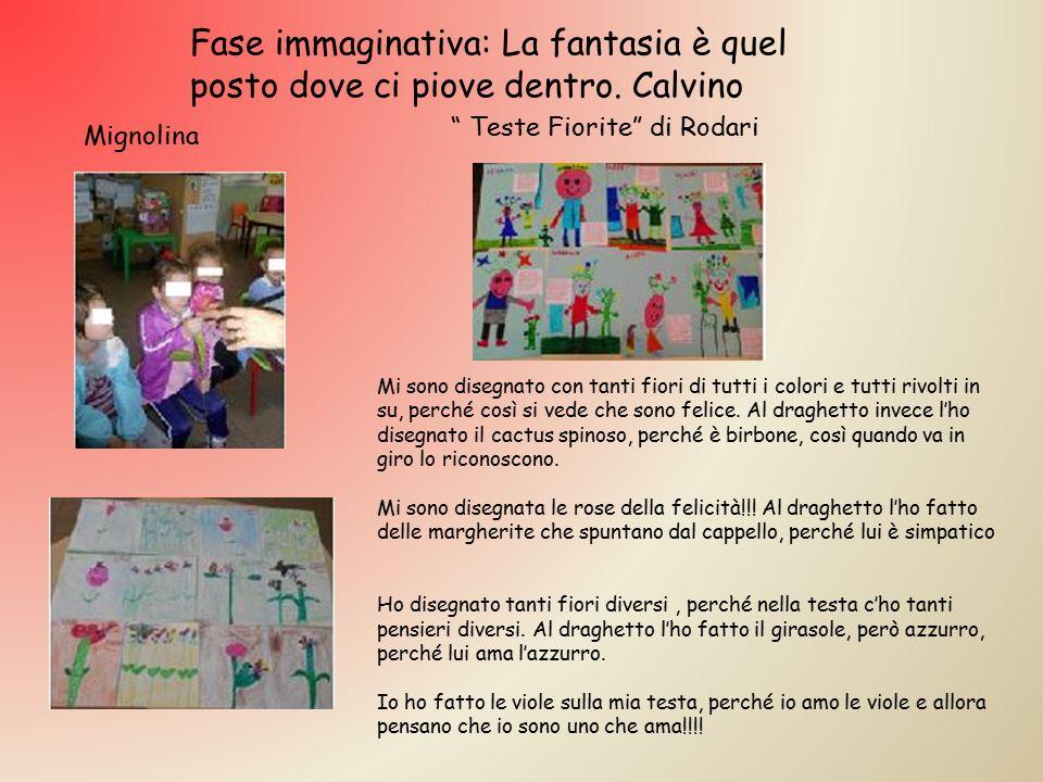 La storia suscita subito la curiosità dei bambini, perché Lino è un fiore che parla e anche la staccionata parla!!.