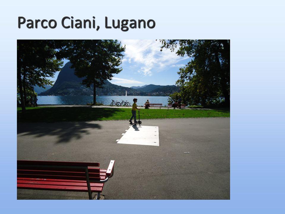 Parco Ciani, Lugano