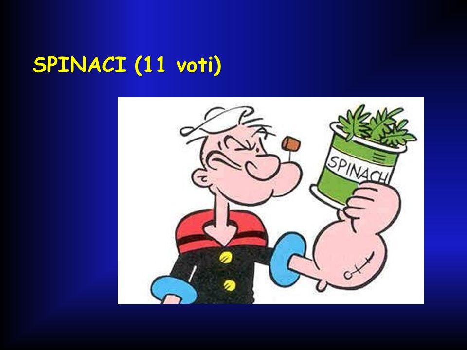 SPINACI (11 voti)