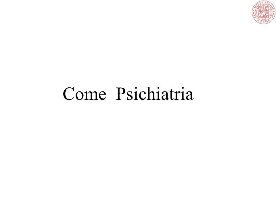 Come Psichiatria